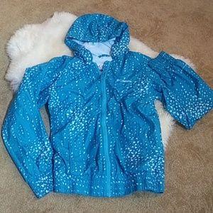 Columbia girls jacket size 18/20